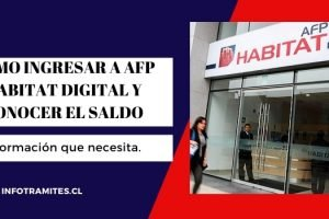Cómo ingresar a afp Habitat digital y conocer el saldo