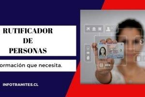 Rutificador en Chile por nombre de personas