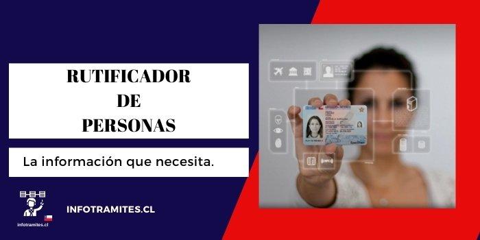 RUTIFICADOR DE PERSONAS