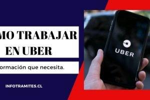 Como trabajar en Uber Chile