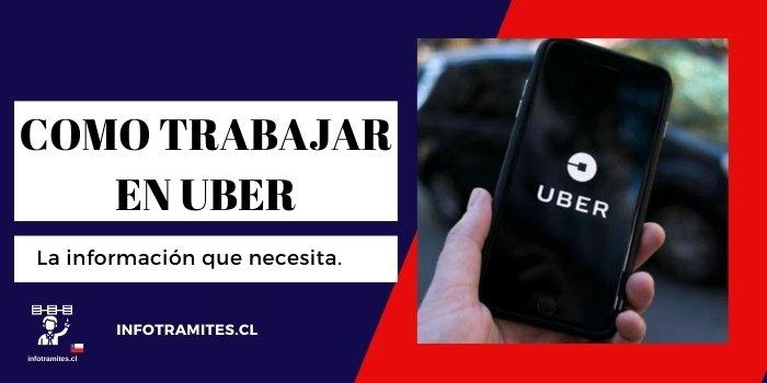 como trabajar en uber