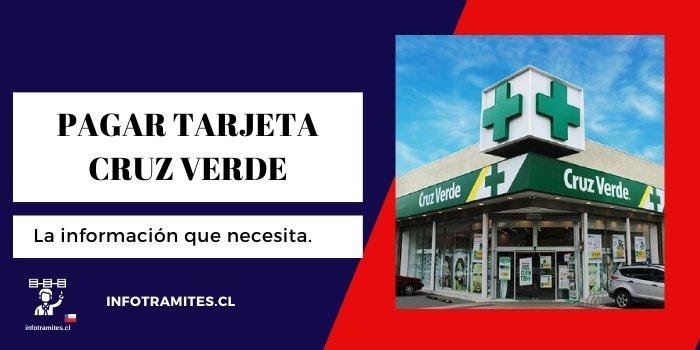 pagar tarjeta cruz verde
