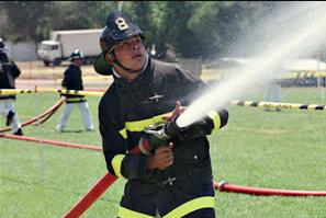 requisito bomberos