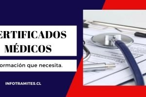 Certificados médicos Chile