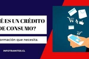 ¿Que es un crédito de consumo?