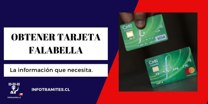 obtener tarjeta falabella